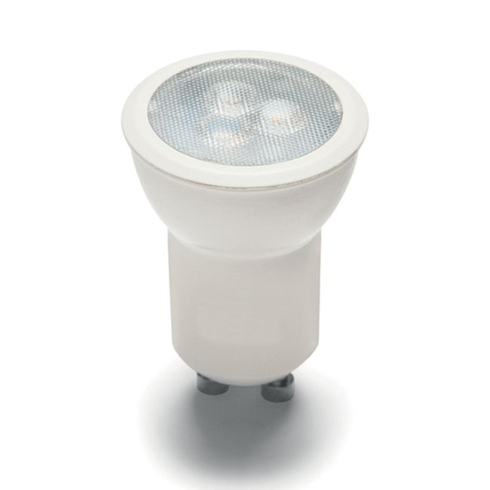 GU10 LED-pære 3,2W Ø3,5cm 220lm 3 000K