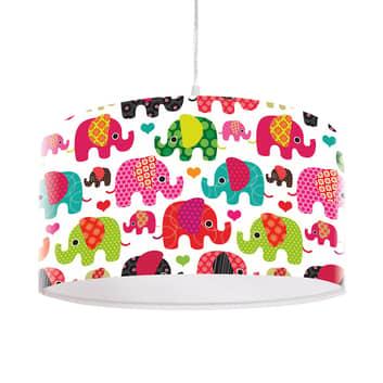 Deliziosa lampada a sospensione Elefante