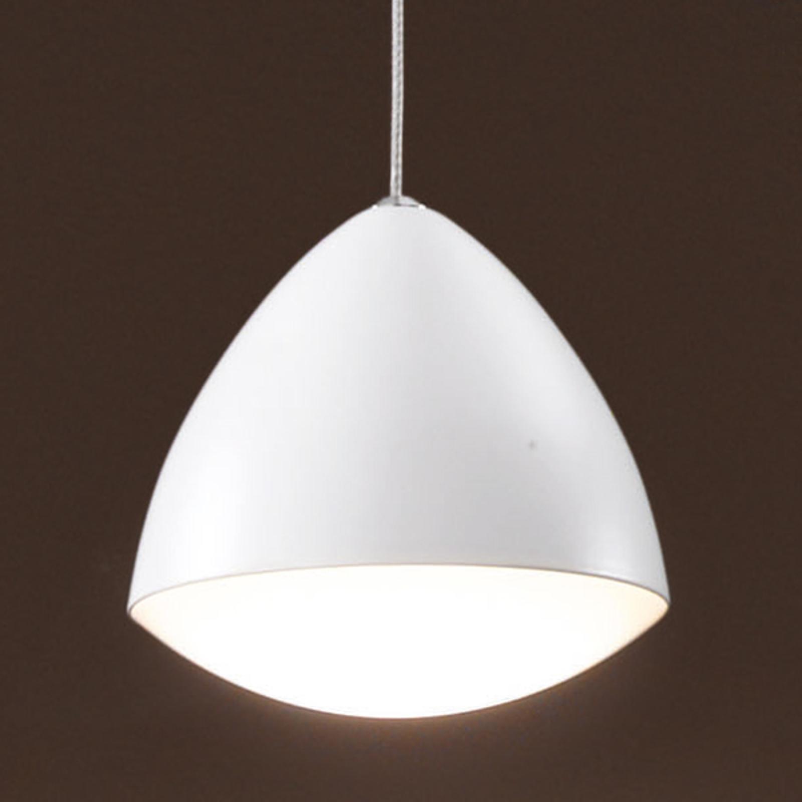 Bike – jednopunktowa lampa wisząca LED, ściemniana