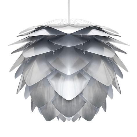 Závěsné světlo UMAGE Silvia medium, ocel