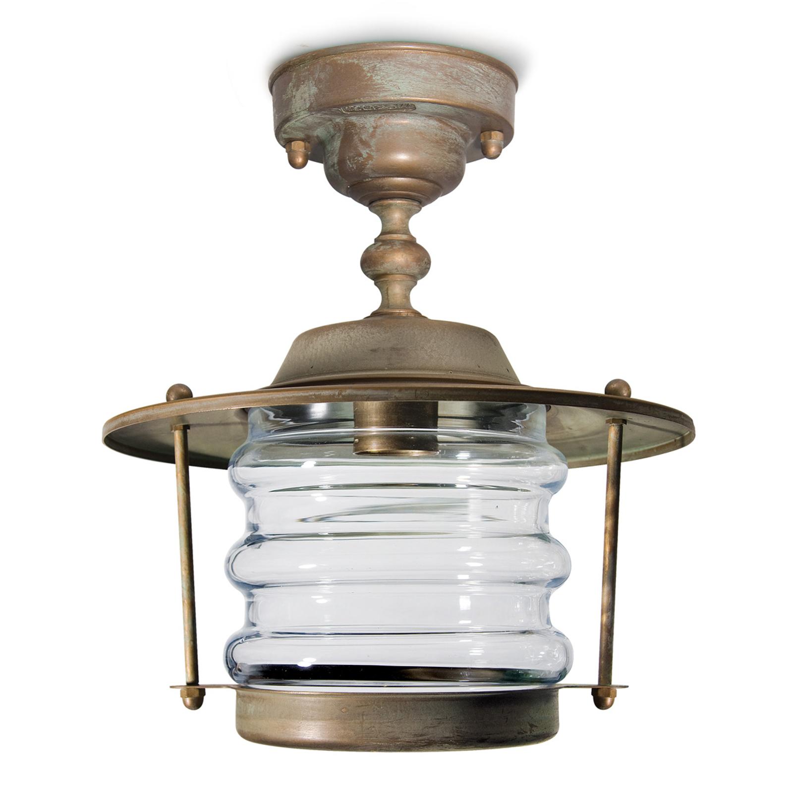 Lampa sufitowa zewnętrzna Adessora Ø 22,5 cm