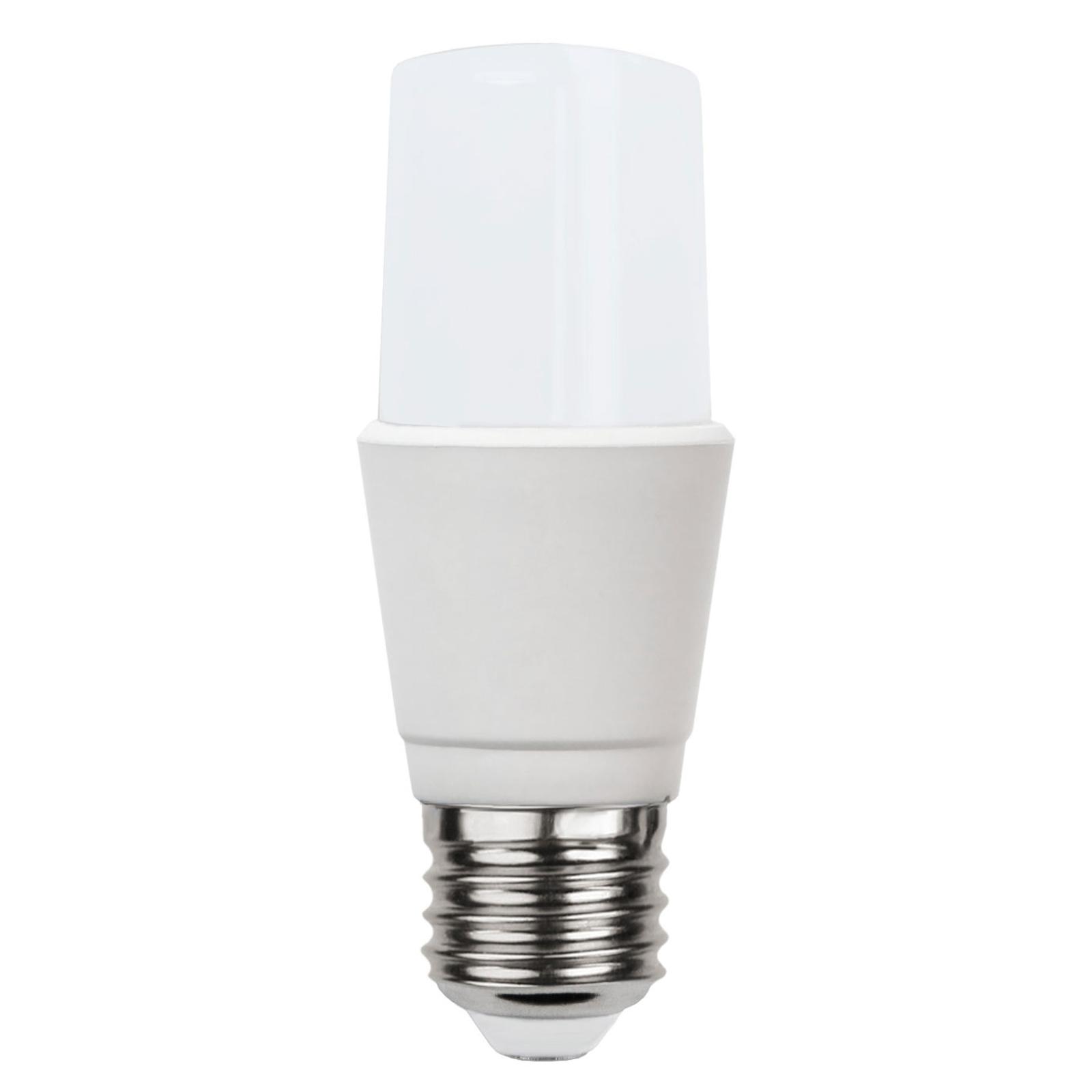 E27 7,5W High Lumen LED-Lampe 6.400K matt