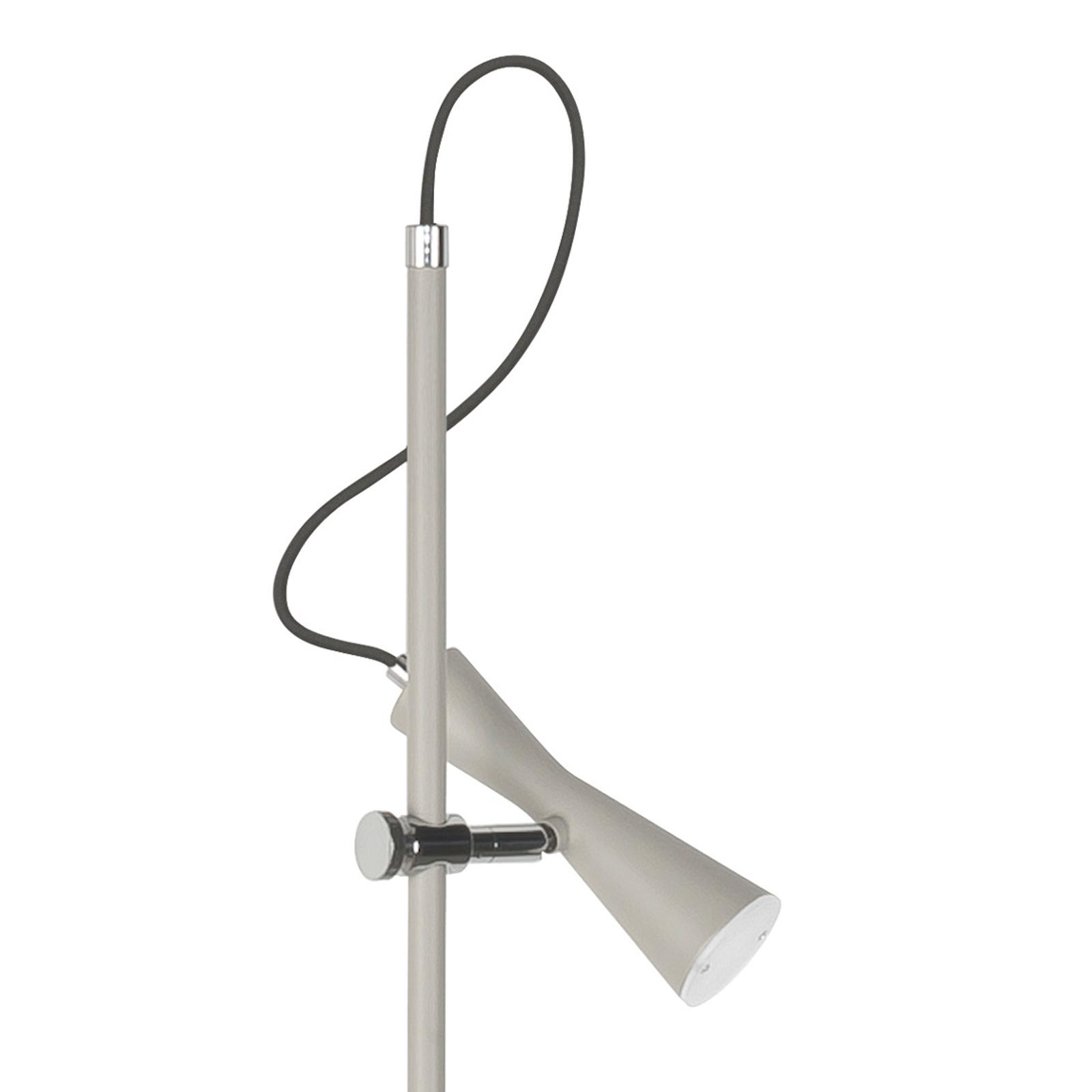 Produktové foto Hight Light B.V. Move béžová stojací lampa LED se zvláštním půvabem