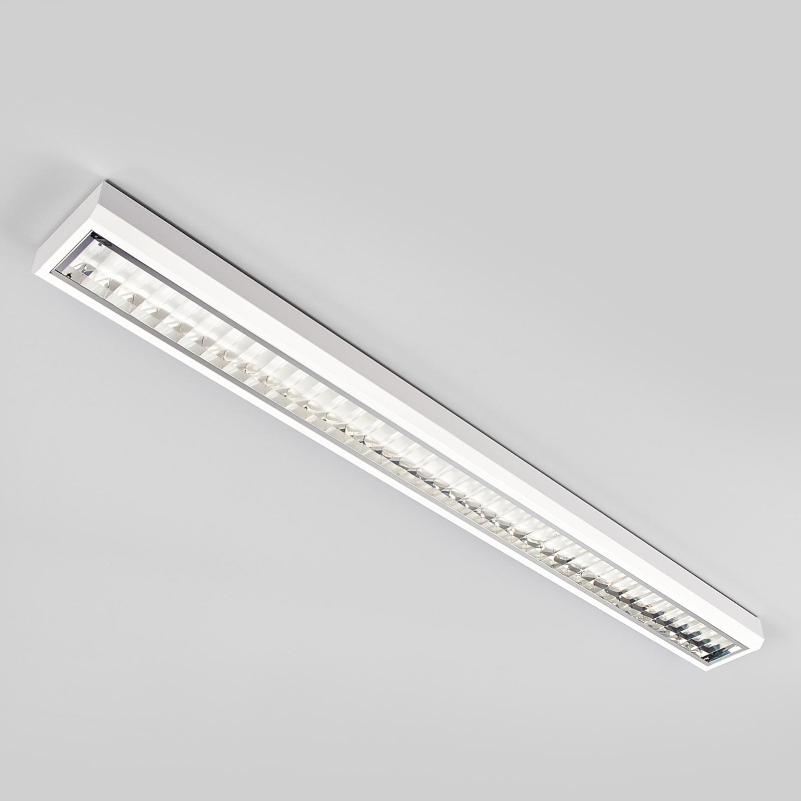 Plafón de rejilla LED para oficinas, 33 W, 4000 K