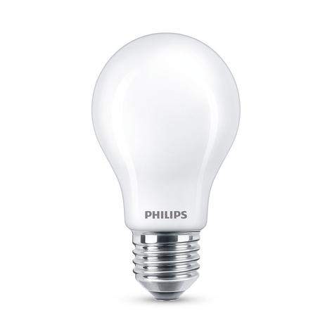 Philips Classic LED-Lampe E27 A60 1,5W 2.700K matt
