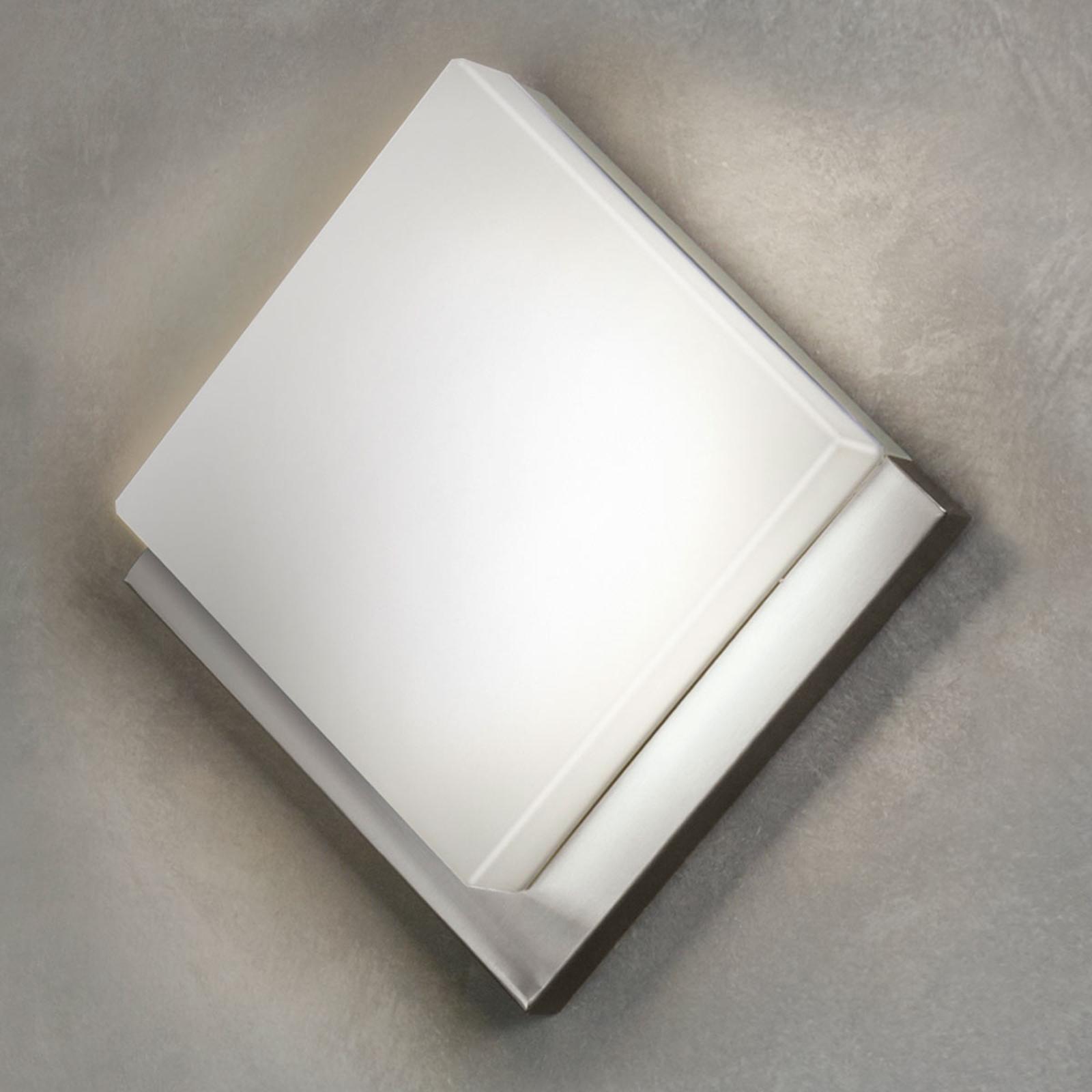 Ruteformet, utendørs LED-vegglampe Infesto 1