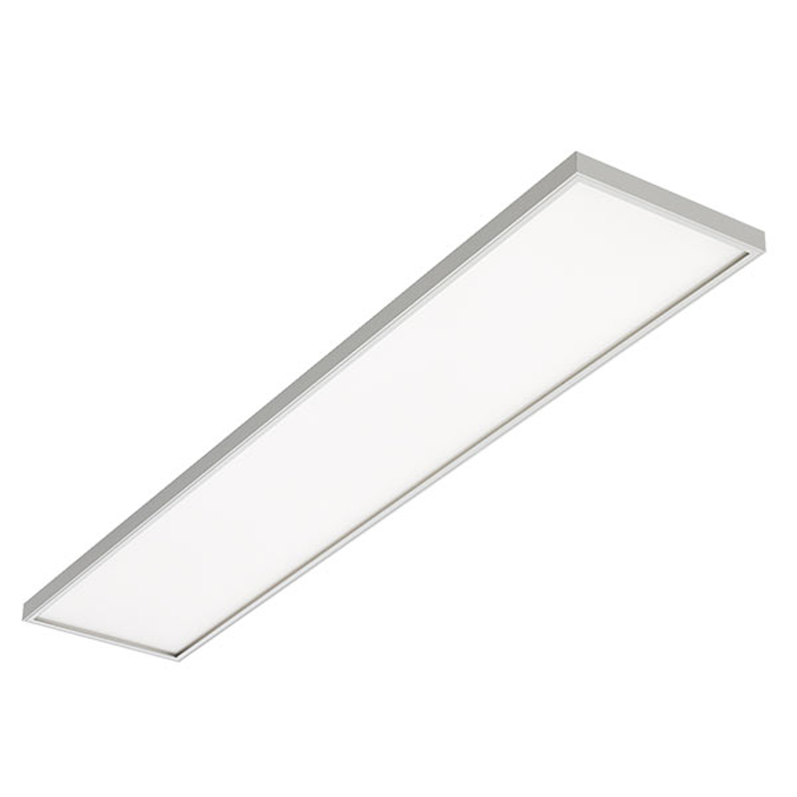 LED-taklampe for kontor C95-S 4000 HF mikroprisma
