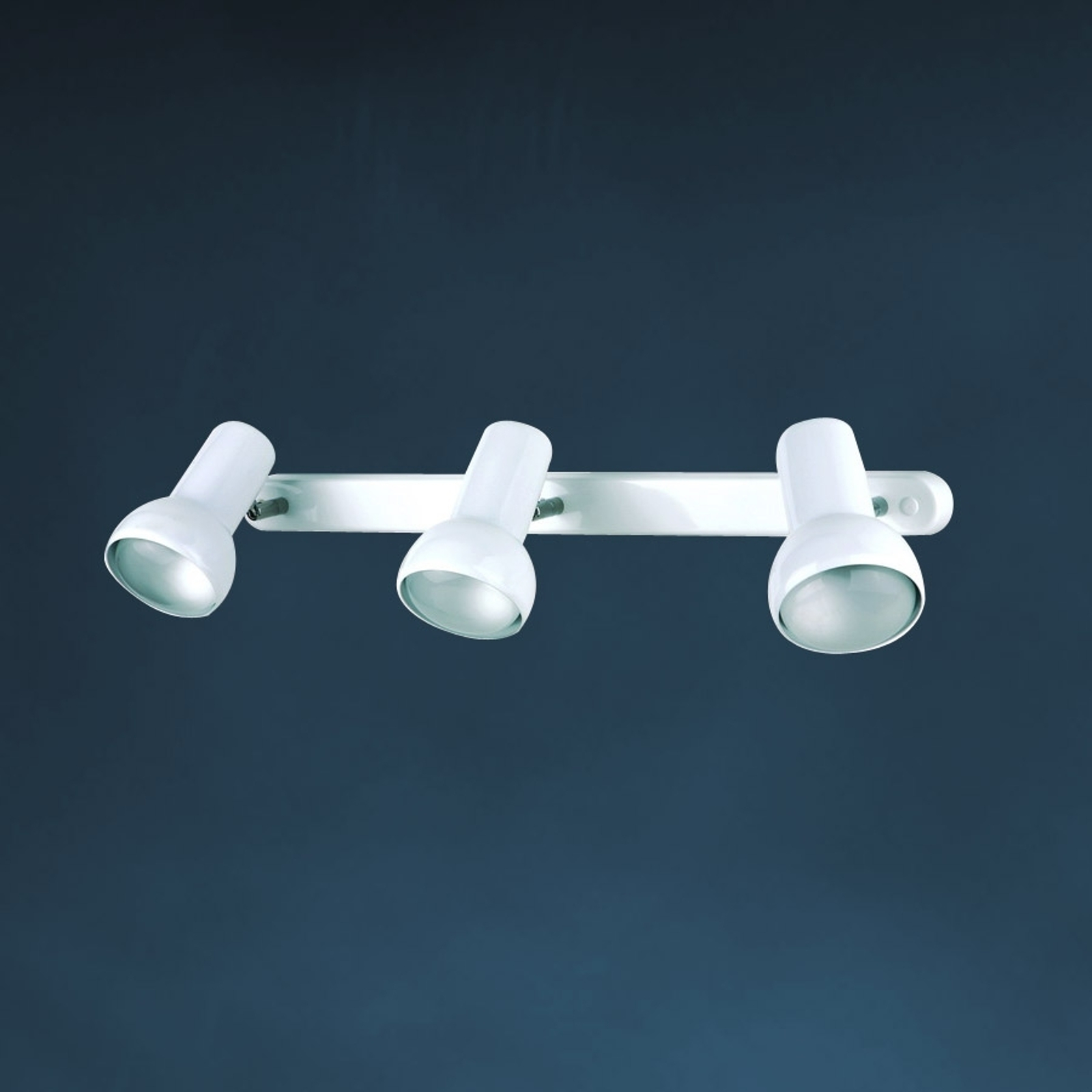 Vegglampe EIFEL, 3 lysilder