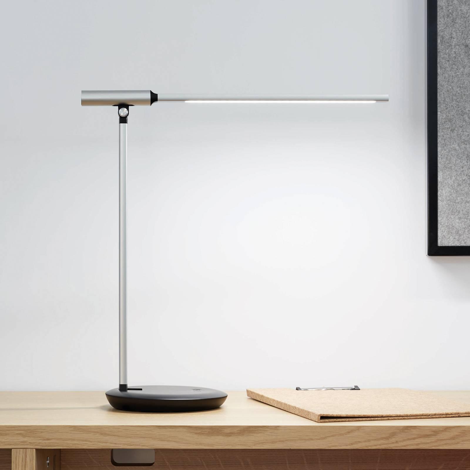 LED-Tischleuchte MAULrubia colour vario, dimmbar