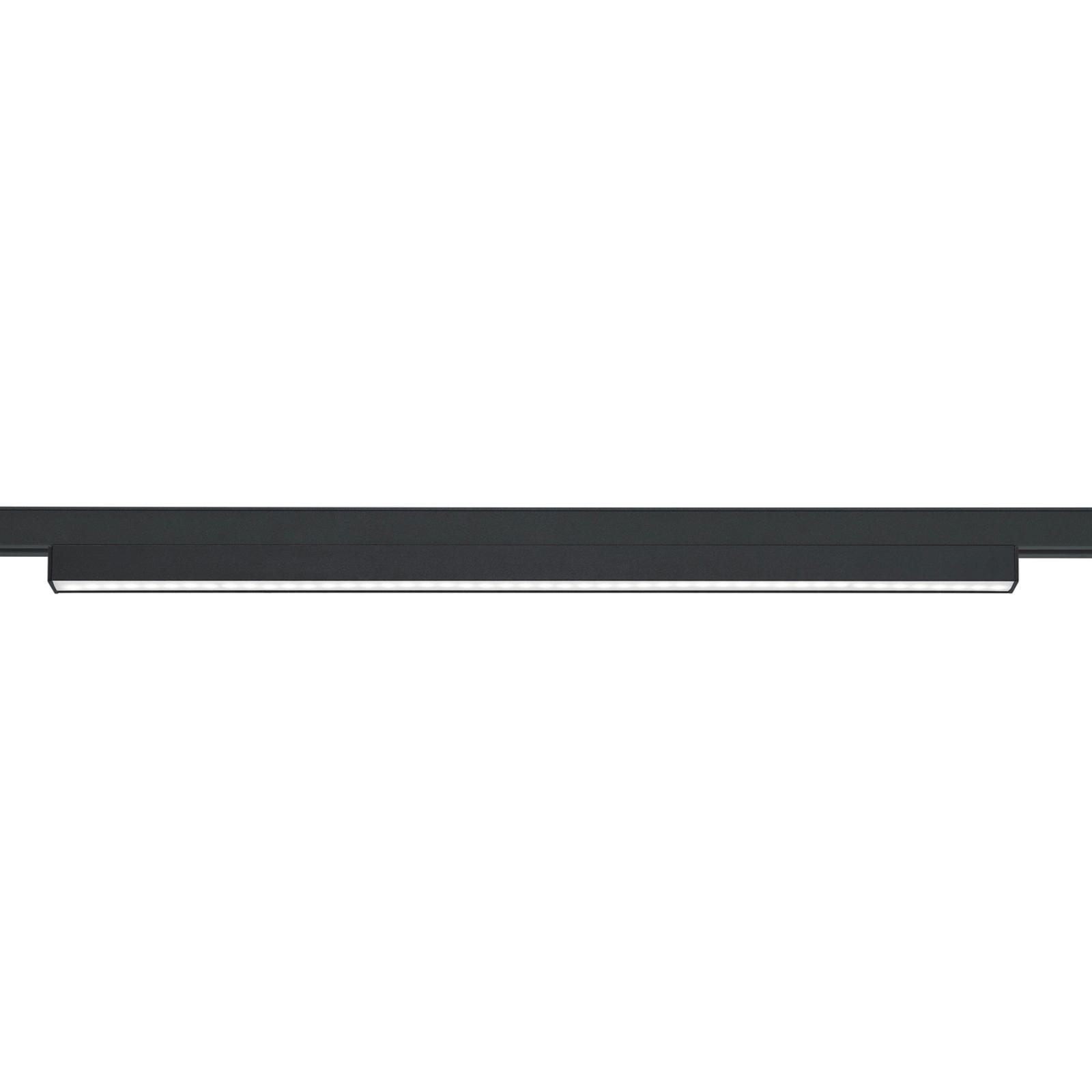 LED světelná lišta pro DUOline systém černá
