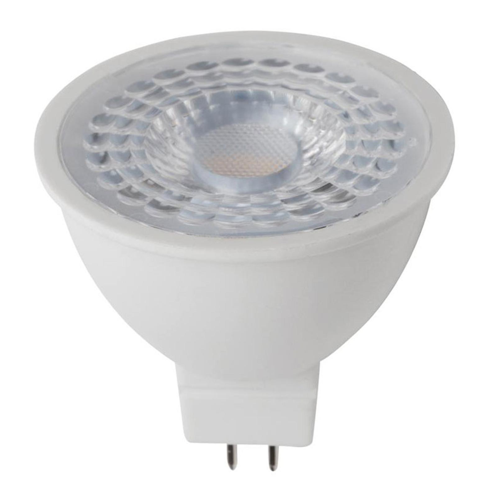 LED-Reflektor GU5,3 8W 36° warmweiß
