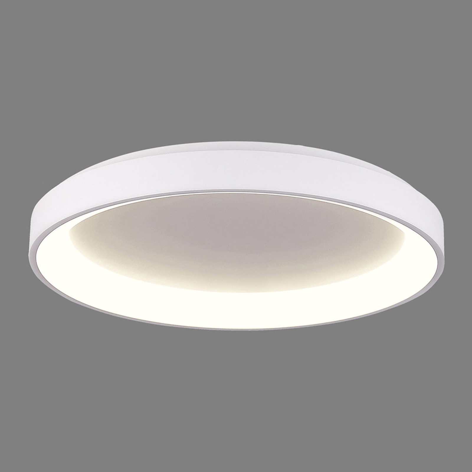 LED-taklampe Grace, DALI, Ø 58 cm, Casambi