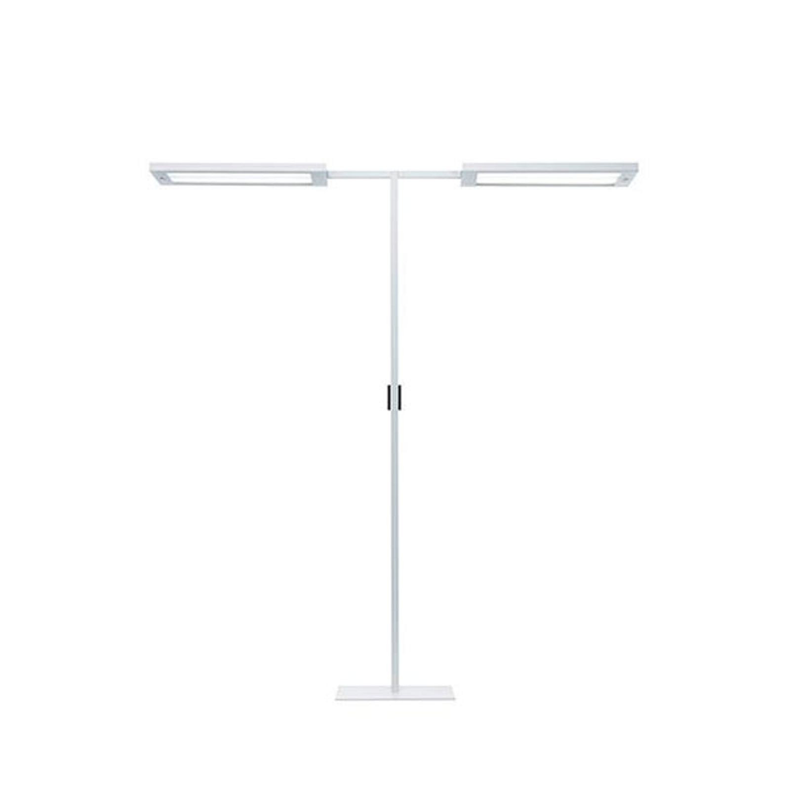LED-Stehlampe Lavigo DPS 26000 224W, 4.000K, weiß