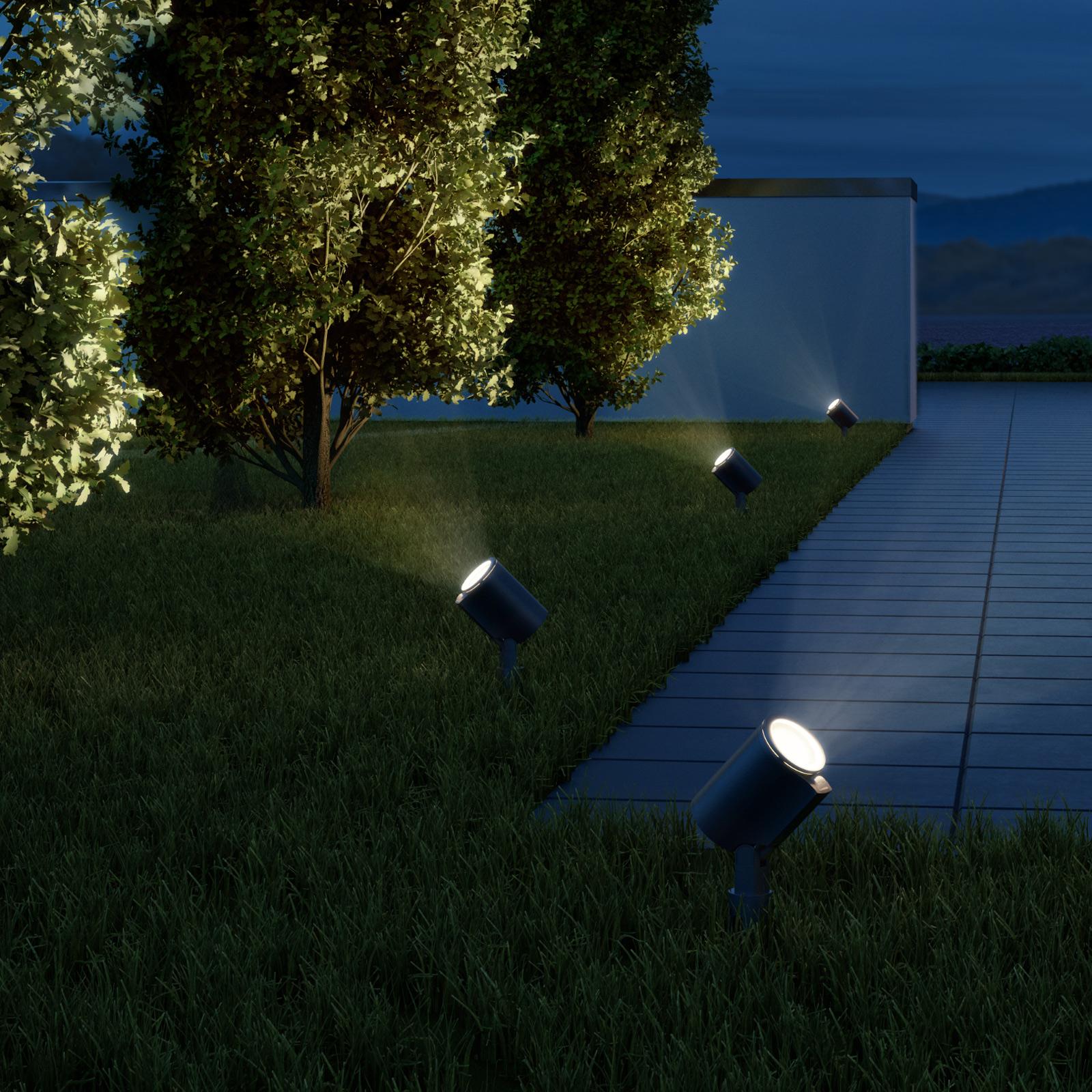 STEINEL Spot Garden NightAutomatic LED-spot