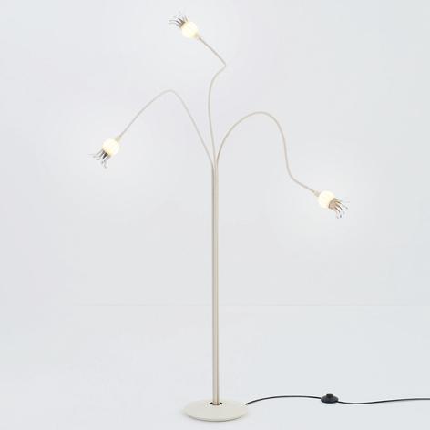 serien.lighting Poppy - stojací lampa s ramenem