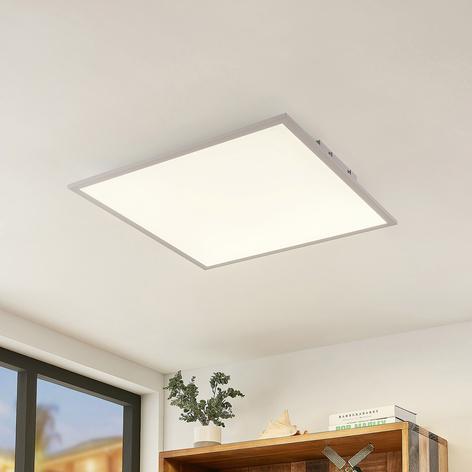 Lindby Luay LED panel, 3000-6000K, 60 x 60 cm