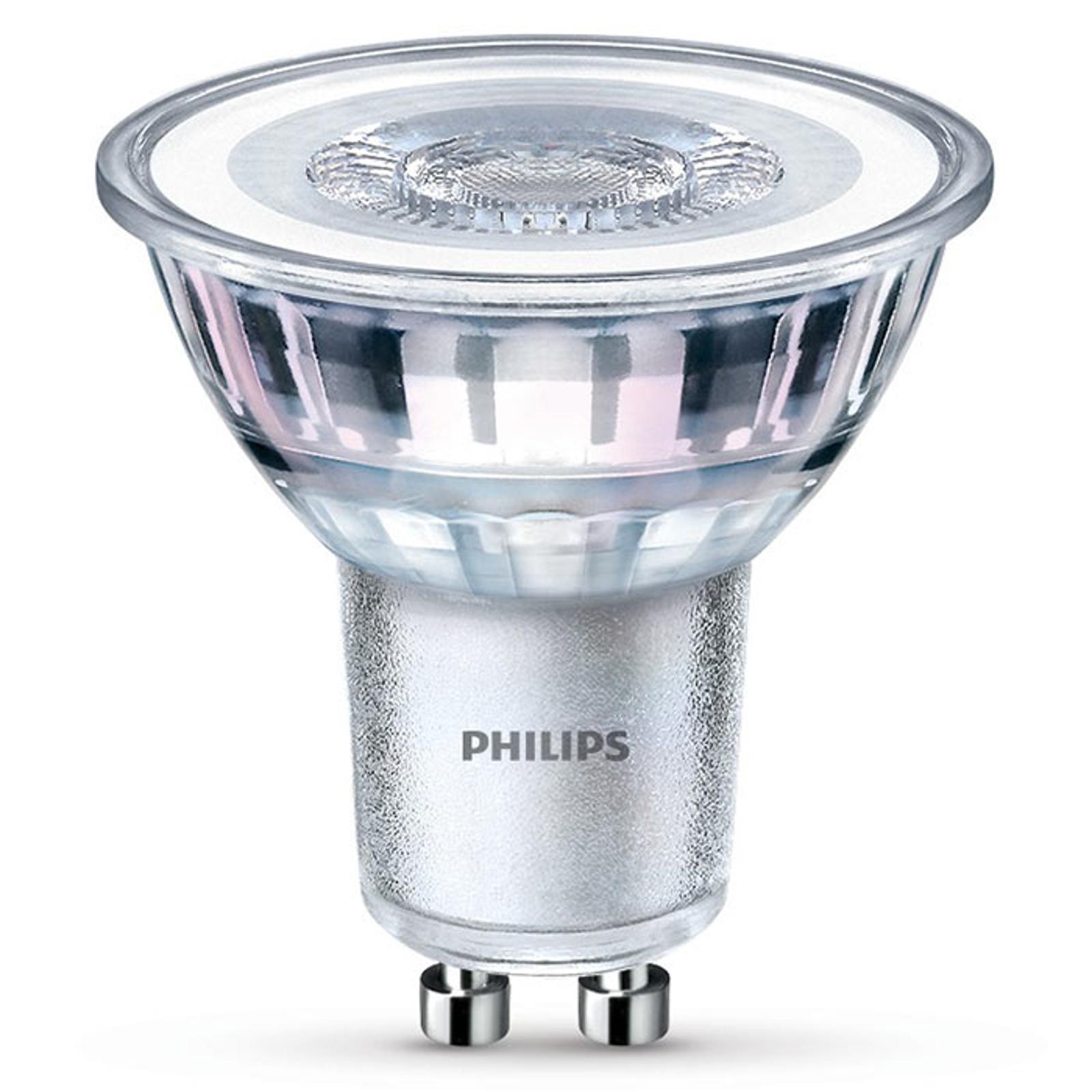 GU10 PAR16 LED-reflektor 4,6W 2700 K