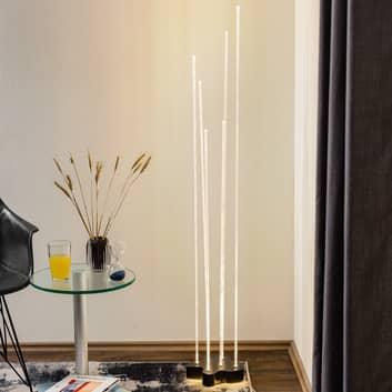 Design standerlampe Reeds med LED'er