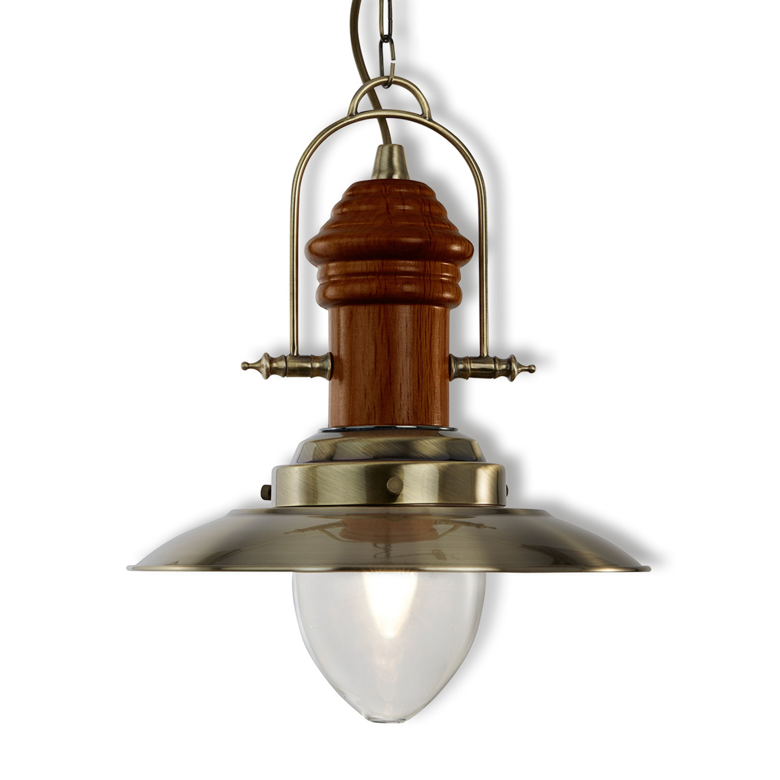 Maritiem ontworpen hanglamp Hansens