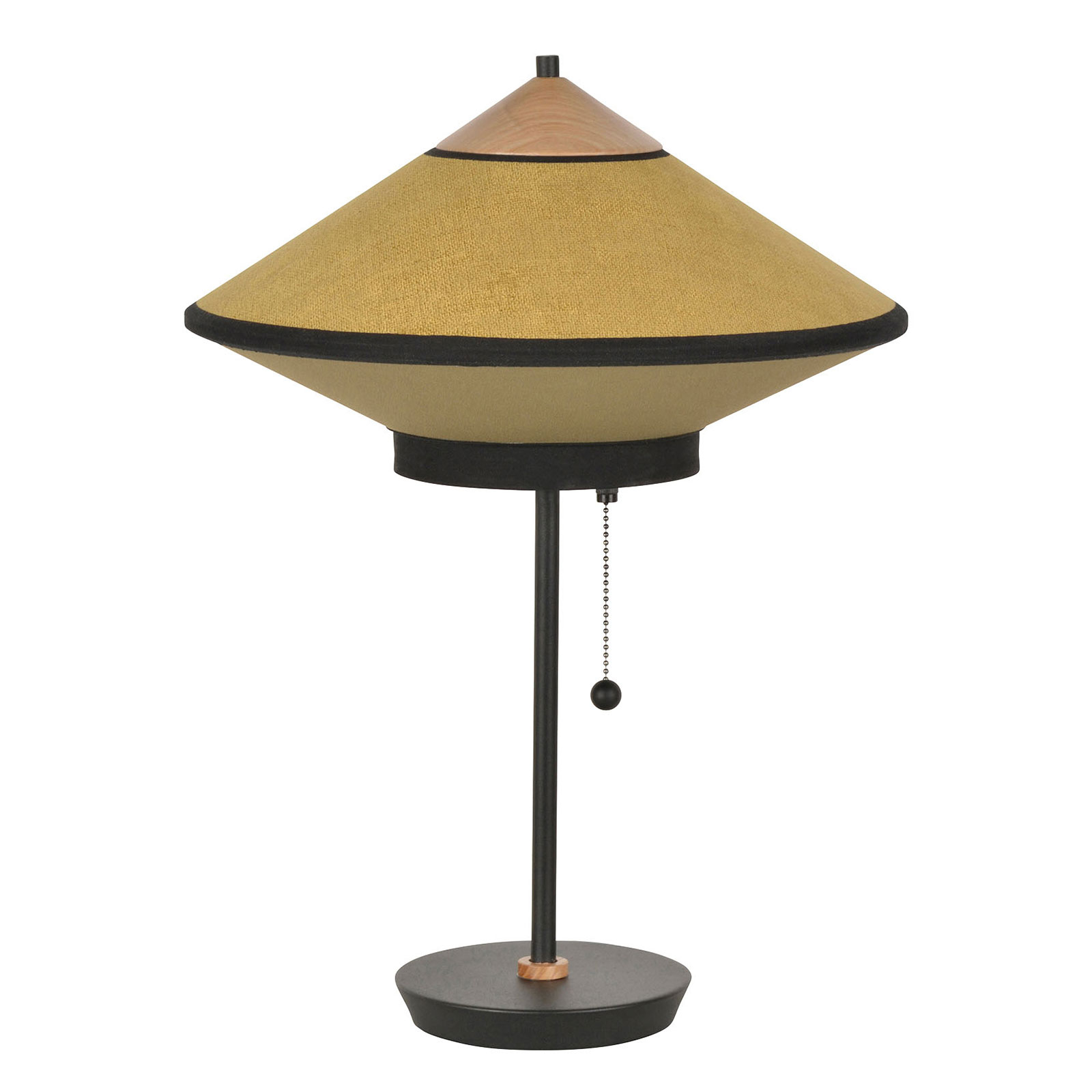 Forestier Cymbal S lampe à poser, bronze