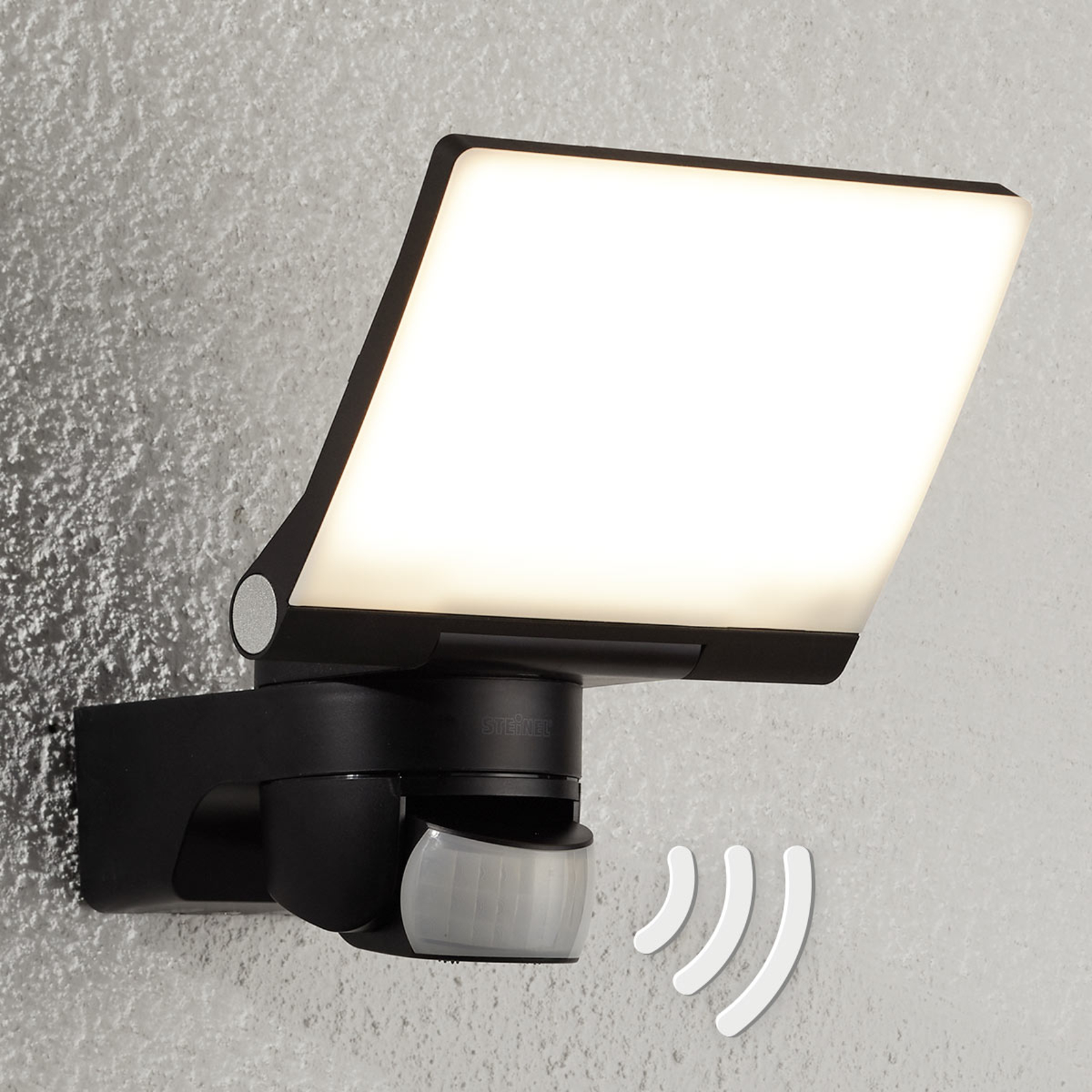 STEINEL XLED Home 2 XL spot à capteur LED noir