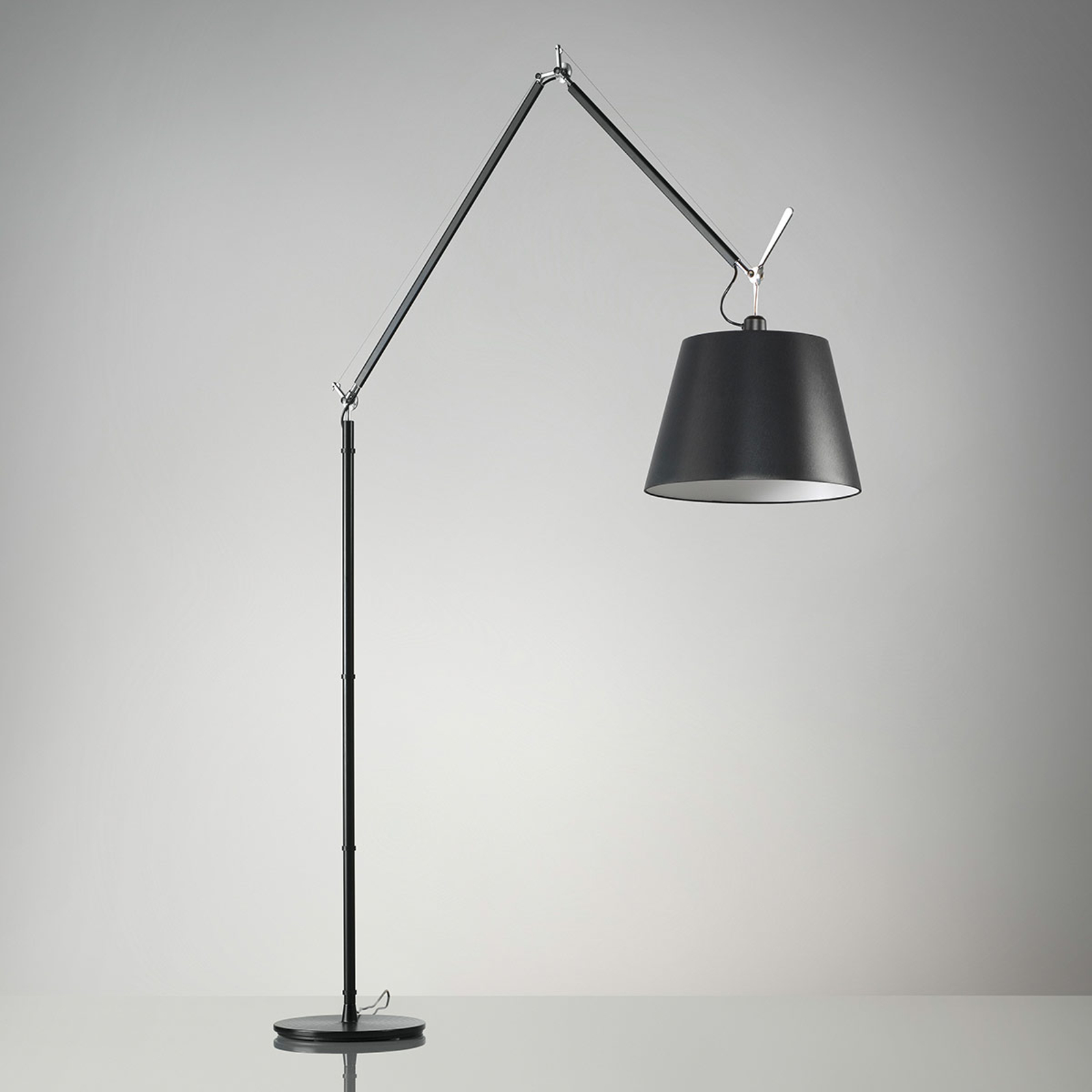 Artemide Tolomeo Mega lampadaire var. 3000K Ø32