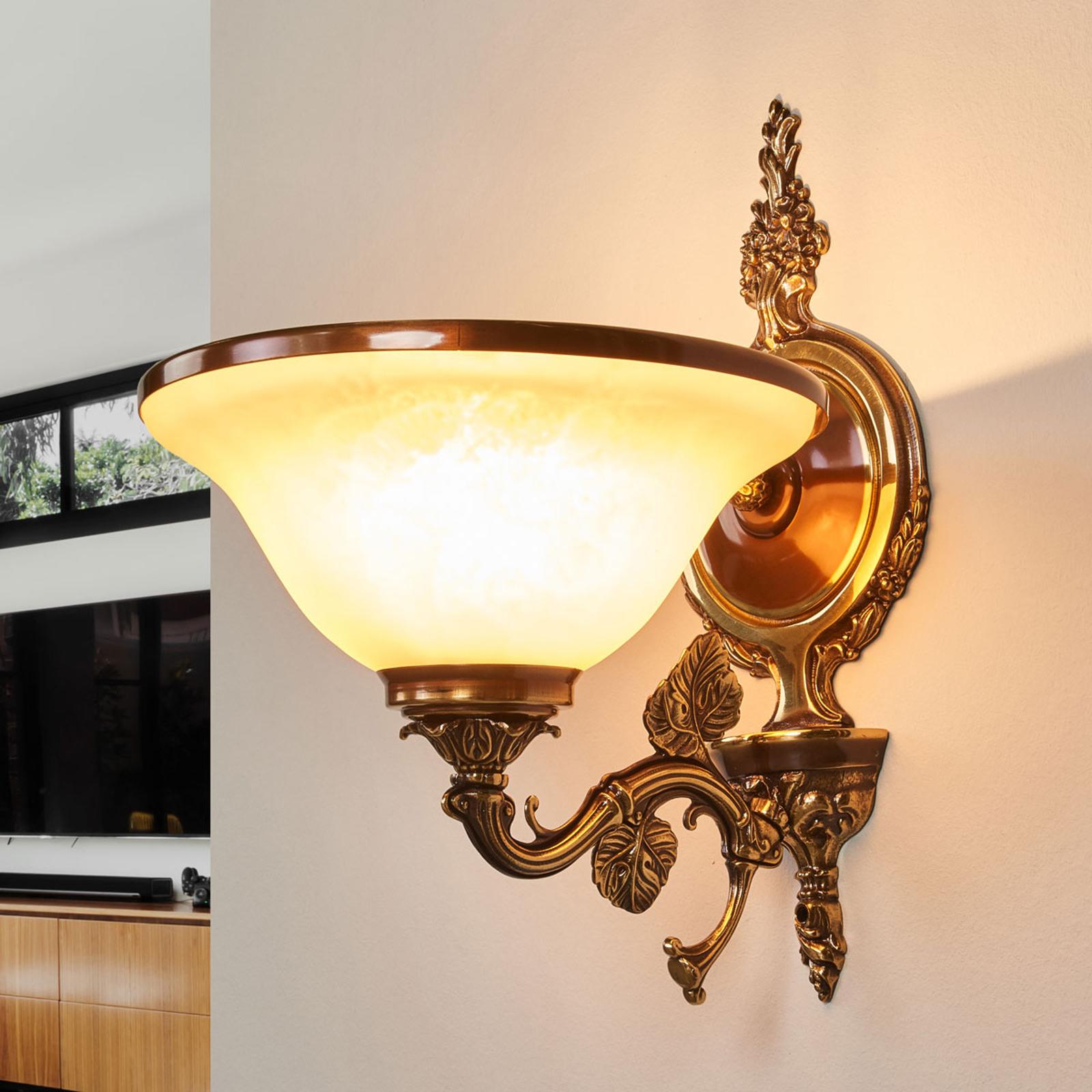 Bijzonder mooie wandlamp RIALTO