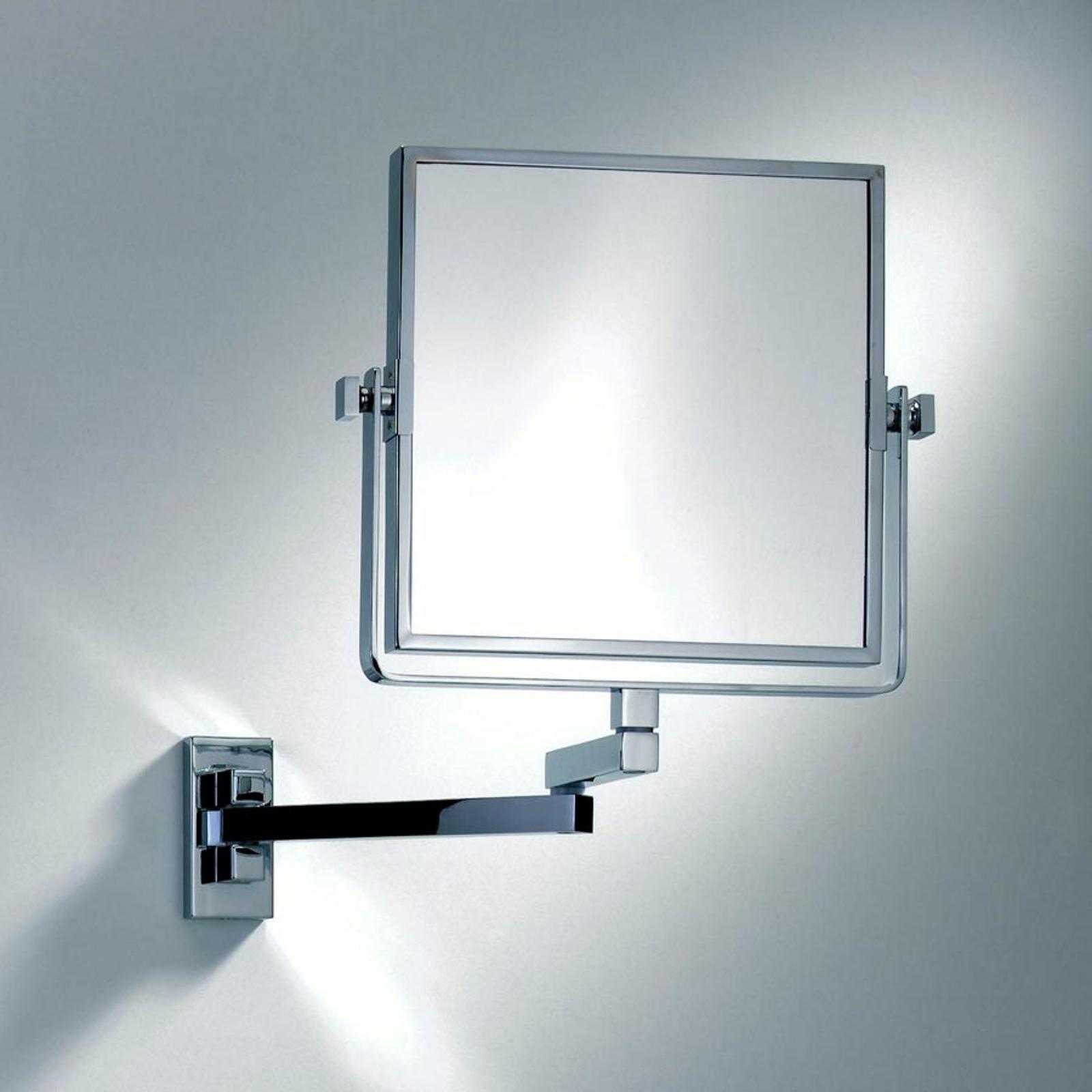 Moderno specchio cosmetico da parete EDGE