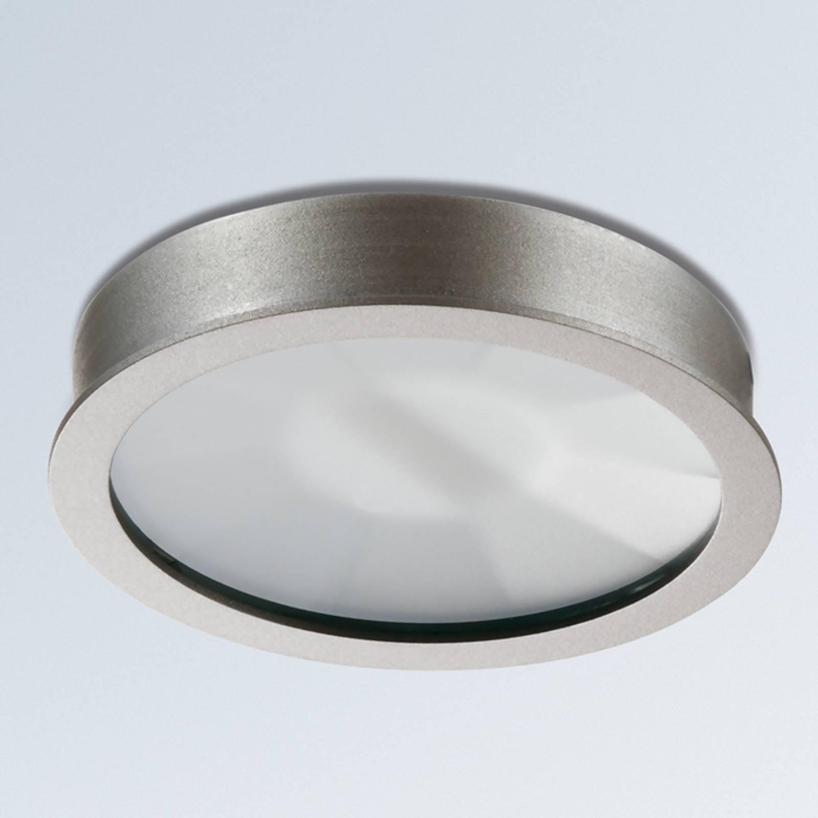 LED-inbouwspot Circle, dimbaar, 4,2W