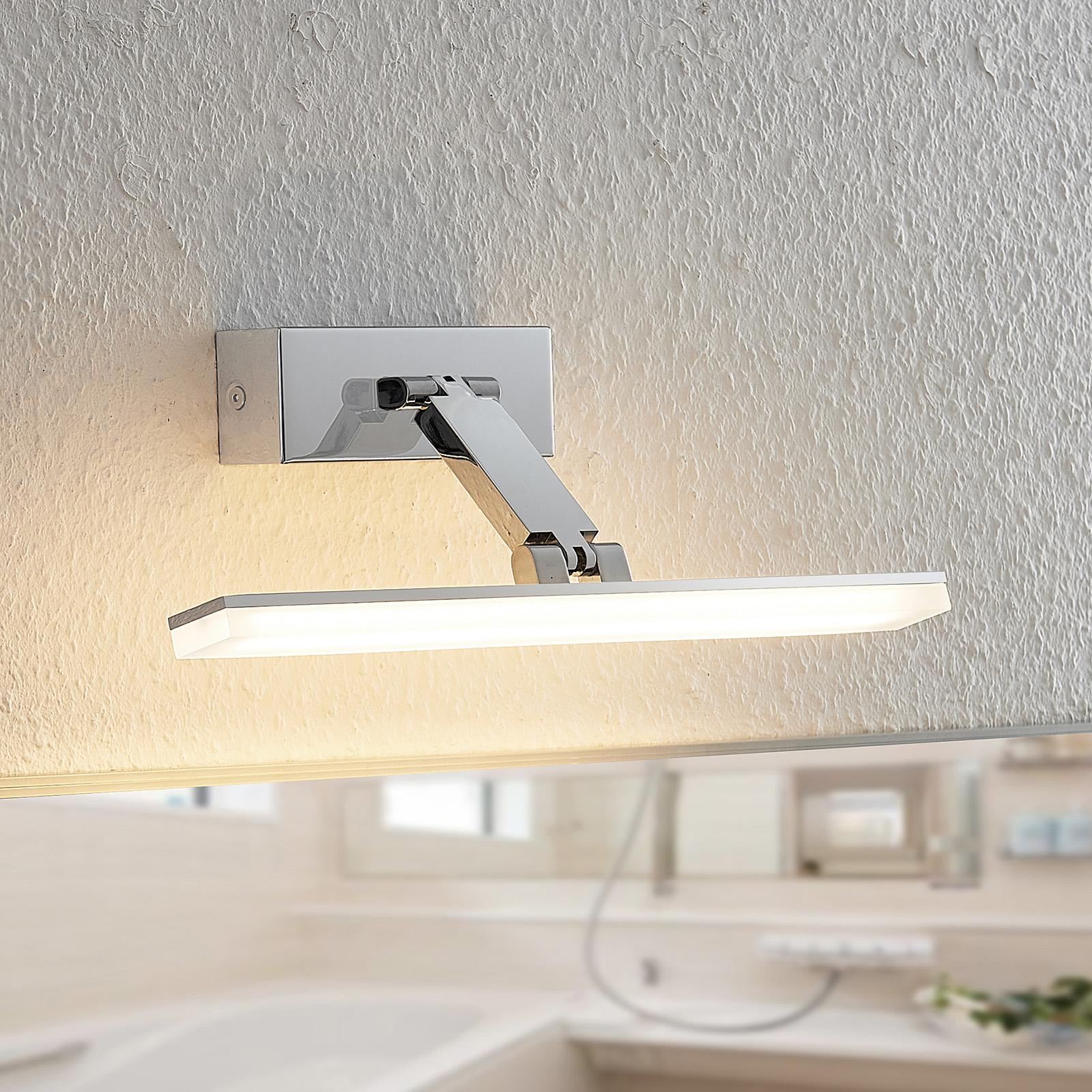 Arcchio Soey LED-speillampe, IP44, 36,5 cm