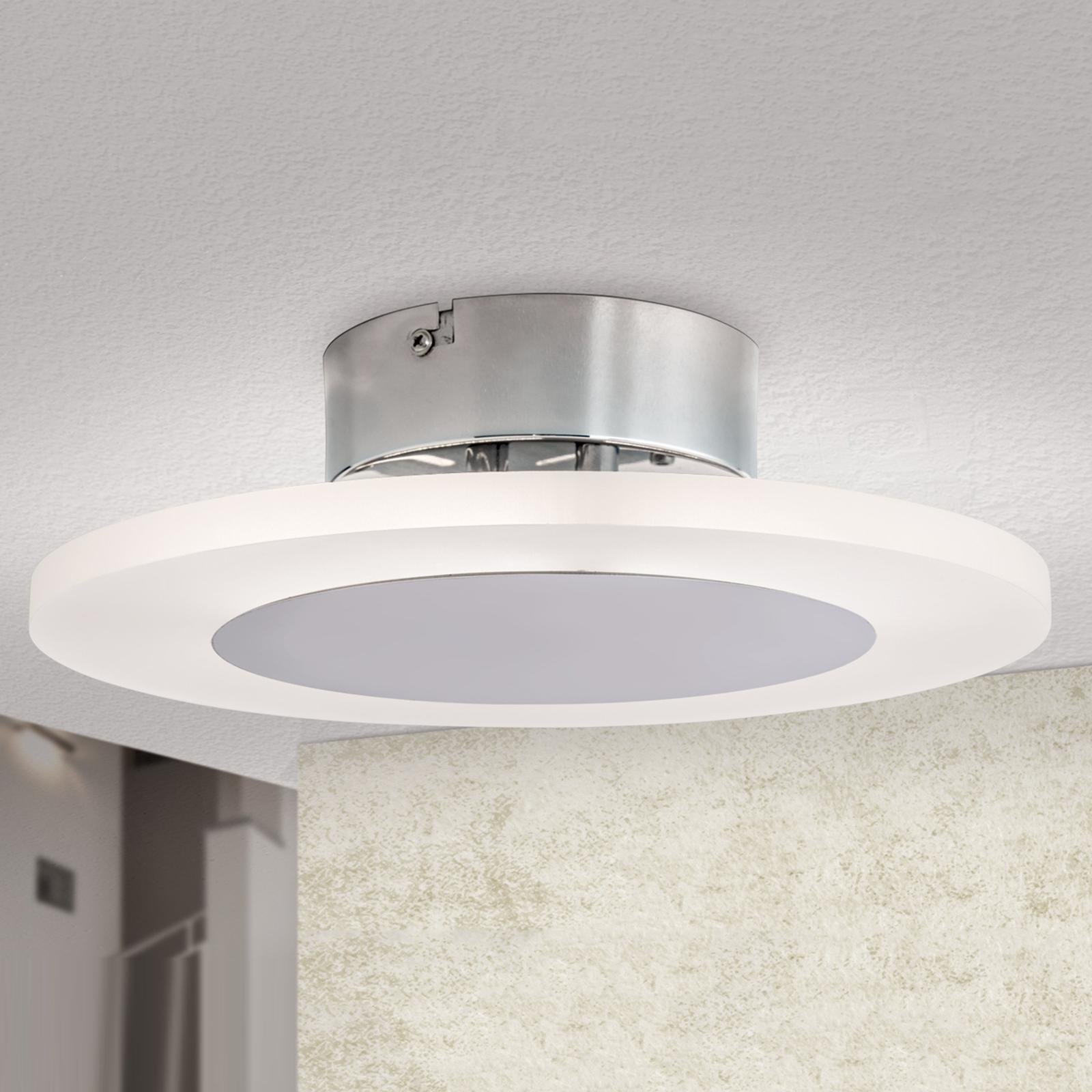 LED plafondlamp Karia rond, 30 cm