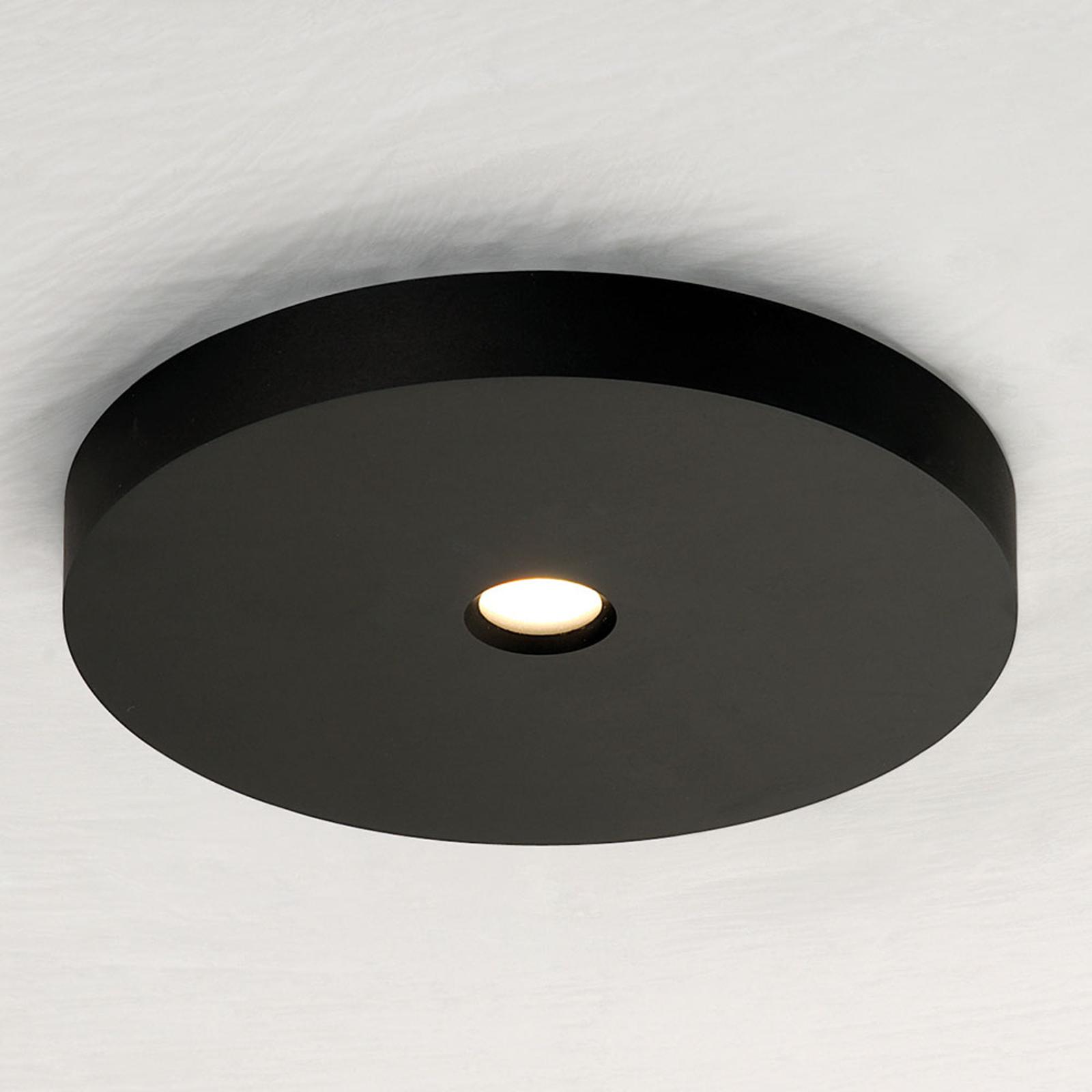 Bopp Close LED-Deckenstrahler schwarz
