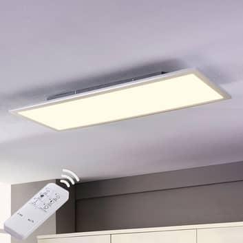 Lindby Stenley LED panel, CCT, 80 cm x 30 cm
