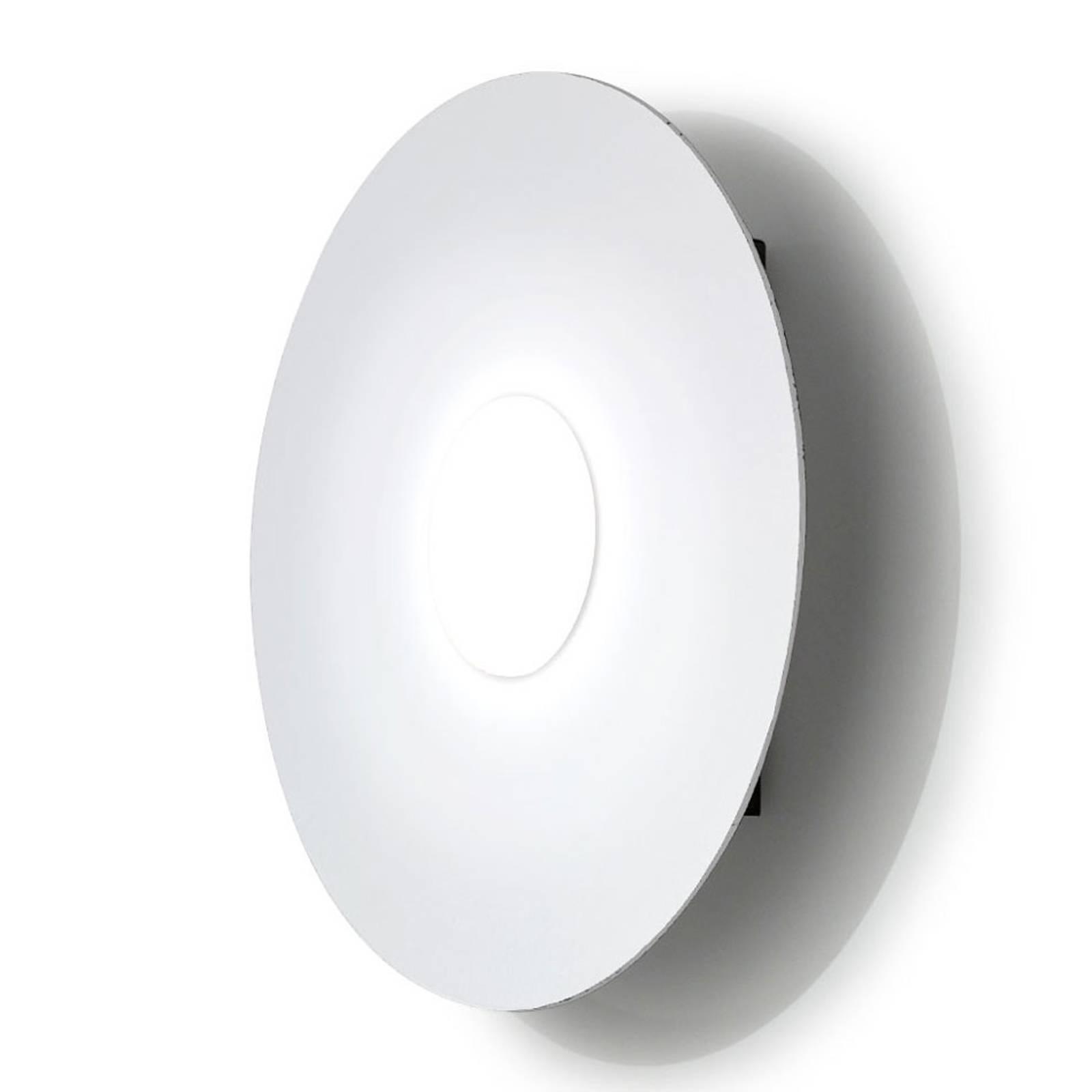 Applique LED Circle, blanc, à 1 lampe, dimmable
