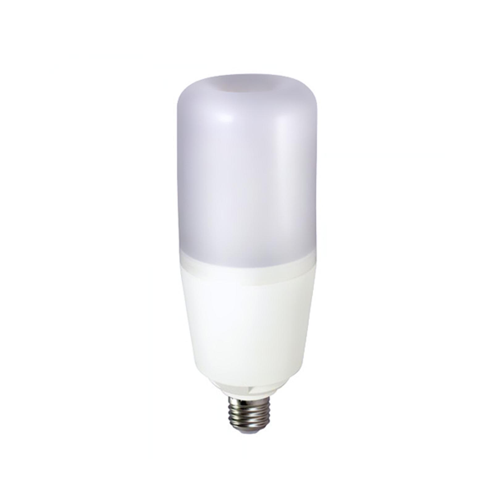 Lampadina LED E27 30 W 840 NUMO opaca, 218 mm