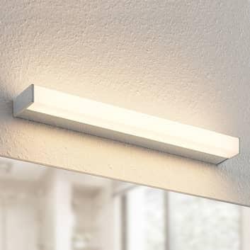Arcchio Djamal LED-Wandlampe, IP44, chrom, 53 cm