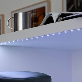 Striscia LED RGB WiFi, 500cm, con telecomando