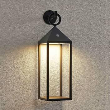 Lucande Aviel LED-utomhusvägglampa