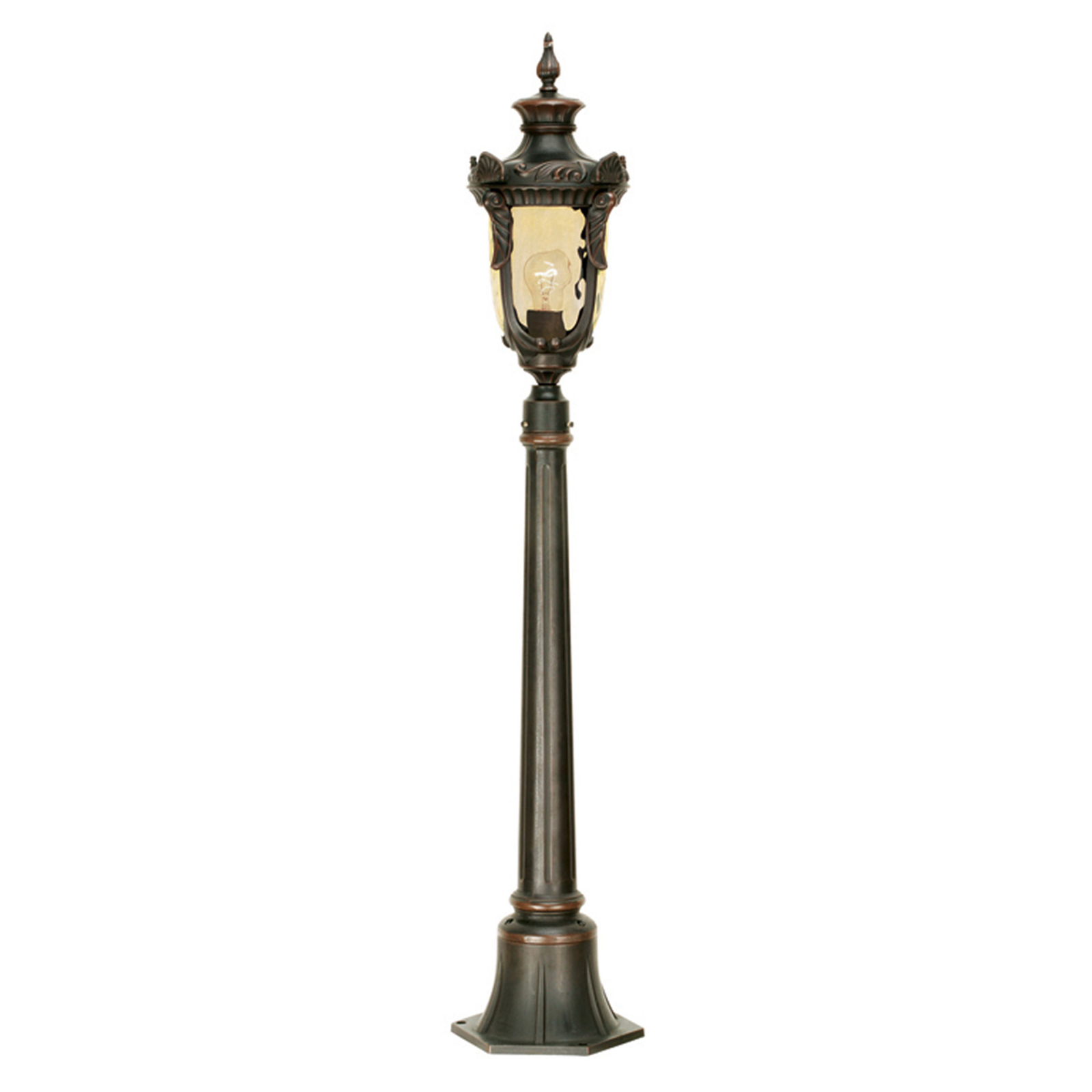 Orientační světlo Philadelphia, historický design