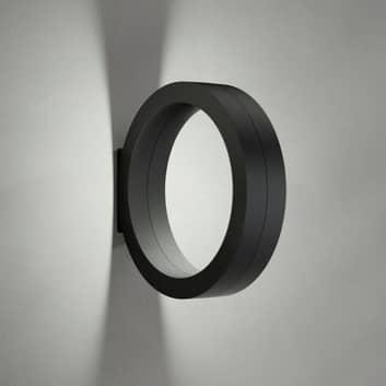 Cini&Nils Assolo černé LEDnástěnné světlo stmívací