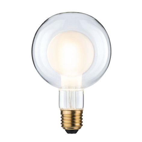 Paulmann LED-Globe E27 Inner Shape G95 4W matt