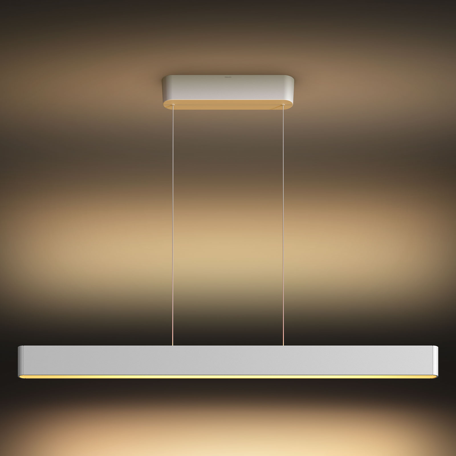 Philips Hue Ensis LED-Hängeleuchte, RGBW