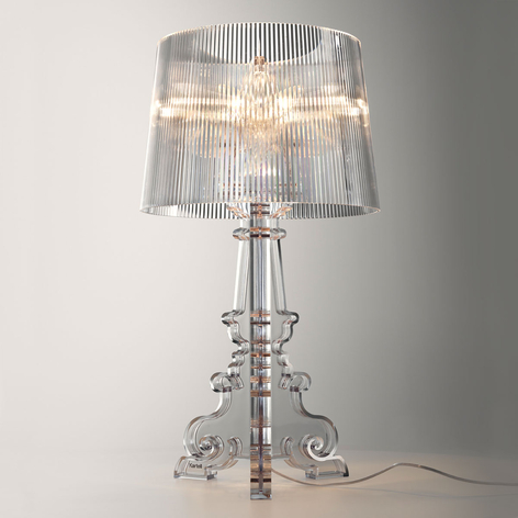 Design-LED-pöytävalaisin Bourgie