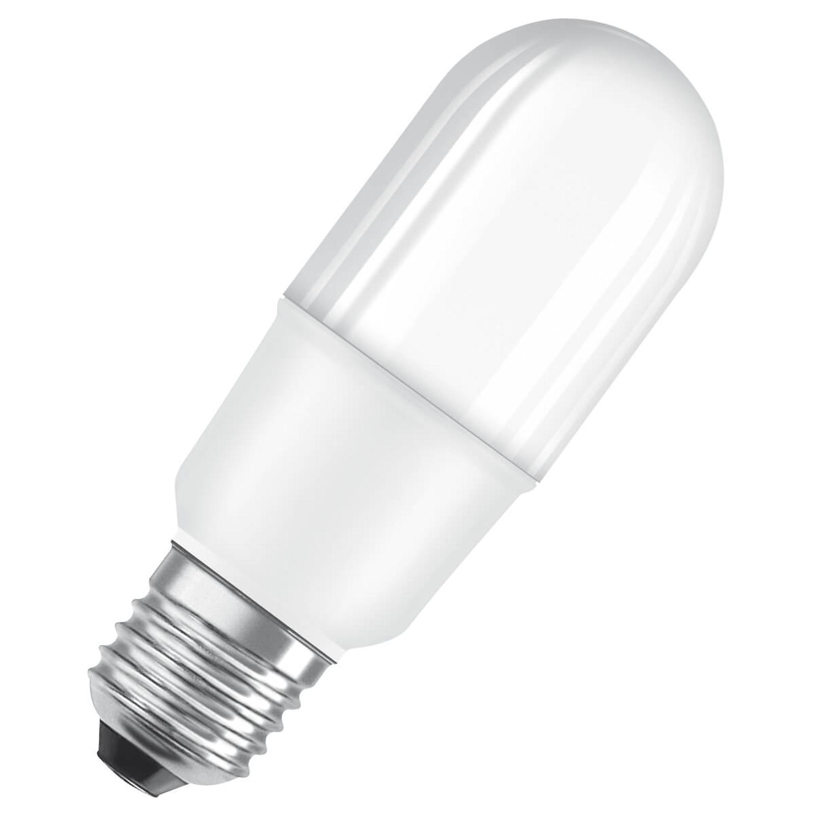 OSRAM LED-Röhrenlampe Star E27 10W warmweiß