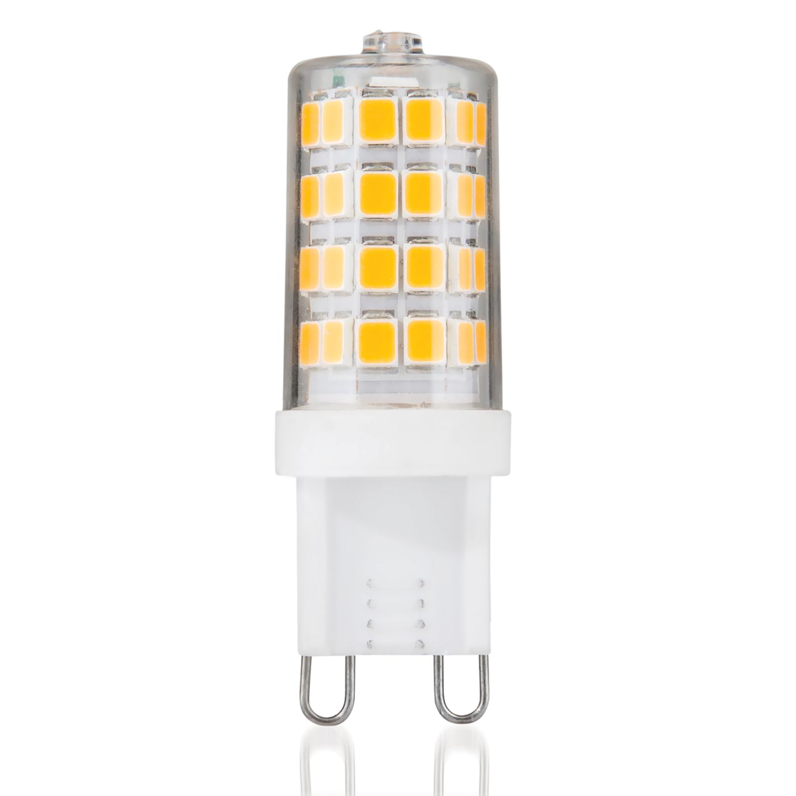 Bombilla cilíndrica LED G9 4W 828