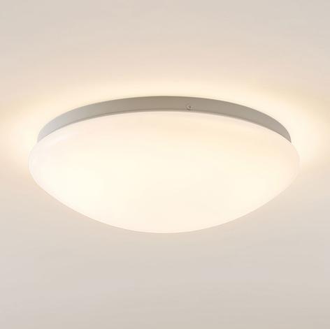 Arcchio Younes plafón LED, blanco, redondo