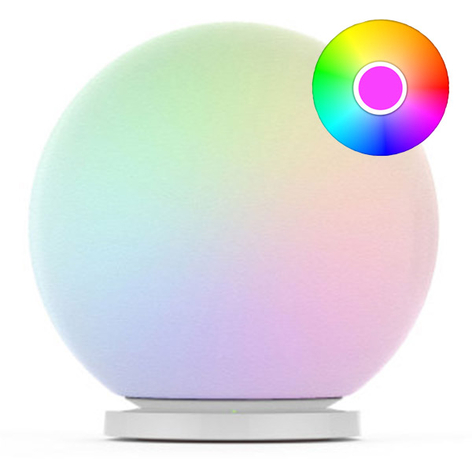 MiPow Playbulb Sphere -LED-valaisinpallo