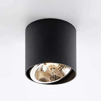 Arcchio Vali stropní bodové světlo, černé