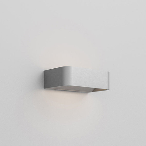 Rotaliana Frame W1 kinkiet LED, galwanizowany