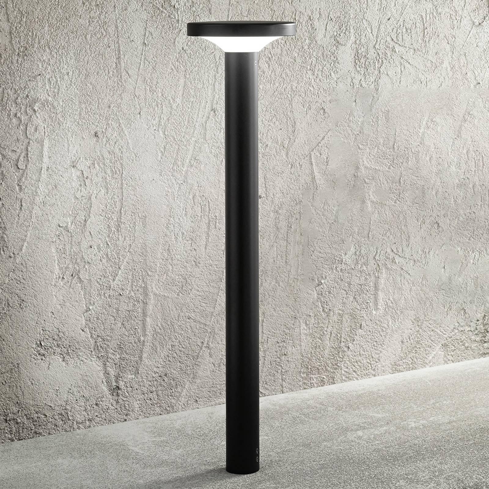 LED-Wegeleuchte MyWhite_Bond in modernem Schwarz